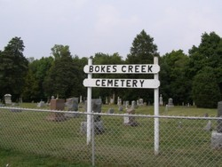 Bokes Creek Cemetery
