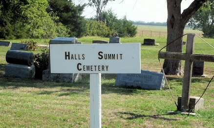 Halls Summit Cemetery