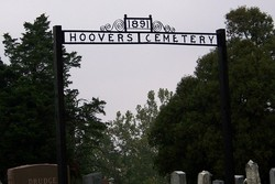 Hoovers Cemetery, aka Mount Hope Cemetery and Athens Cemetery