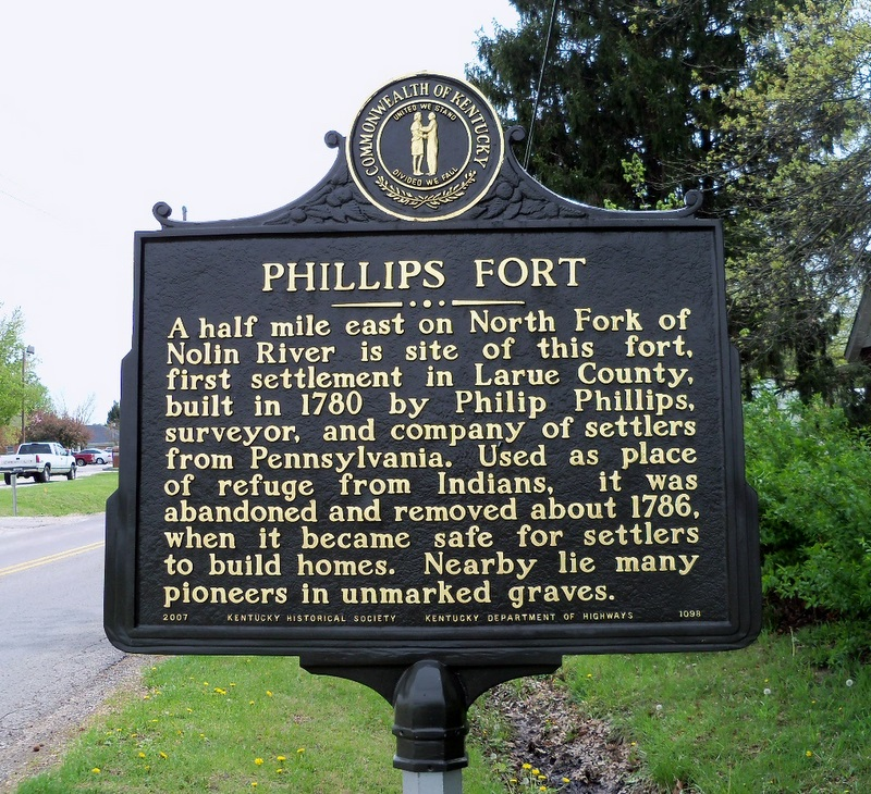 Phillips' Fort