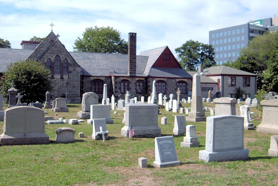 St. Johns and St. Andrews Episcopal Cemetery